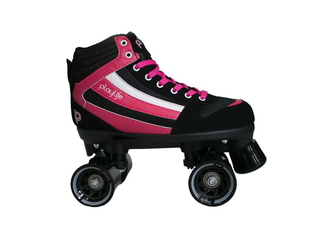Playlife Groove Black & Pink Skates