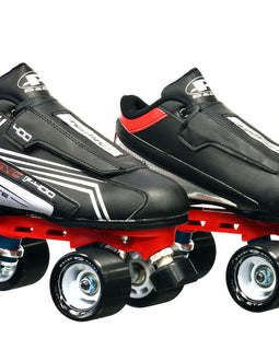 Pacer Tarmac Quad Speed Skates