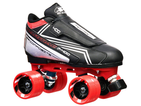 Pacer Tarmac Remix Quad Speed Skates