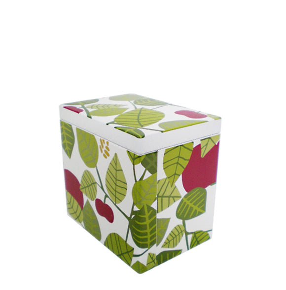 Tea tin APPLE