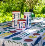 Table cloth acrylic coated PICKNICK
