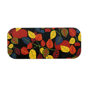 Chopping board APPLE black 40x17 cm
