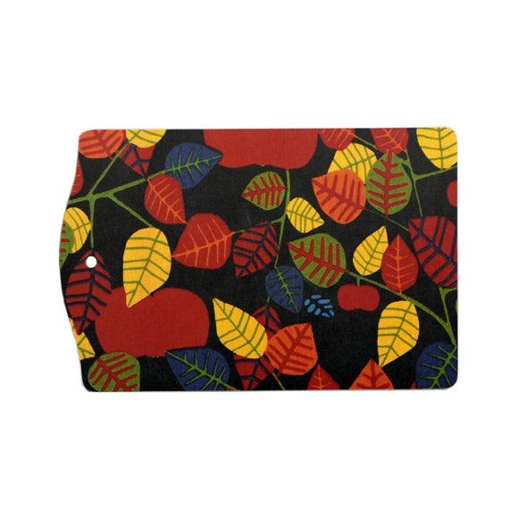 Chopping board APPLE black