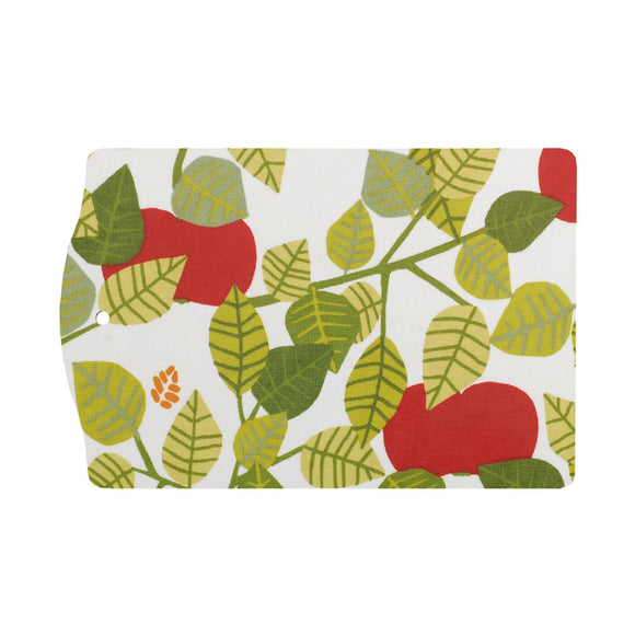 Chopping board APPLE green