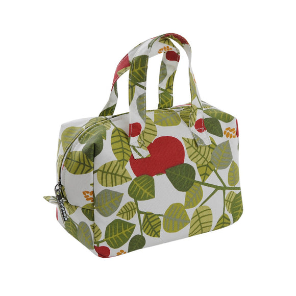 Toilet bag APPLE green