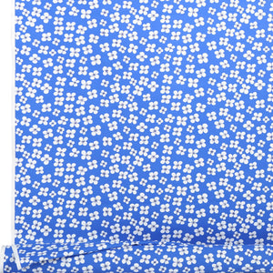 Fabric BELLE AMIE blue