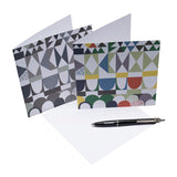 Card with envelopes BOWS