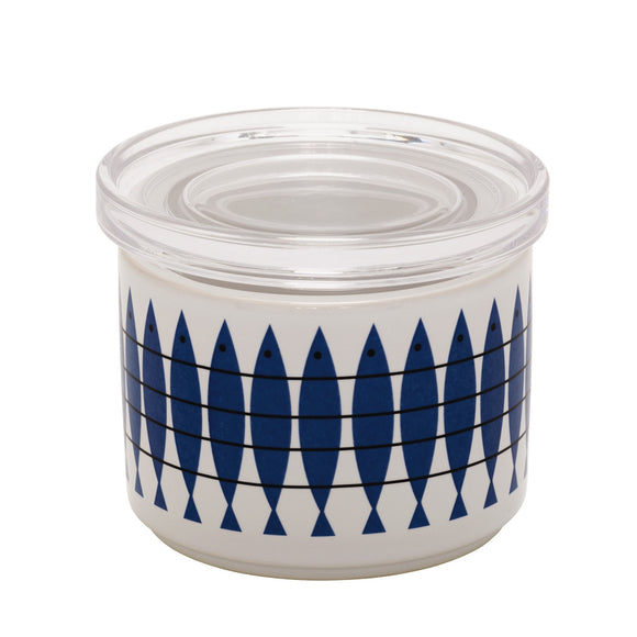 Jar with plexiglas lid SILL
