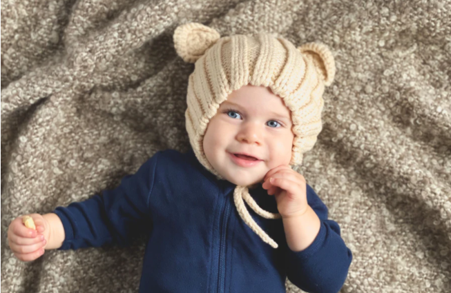 buy baby rompers and baby hats
