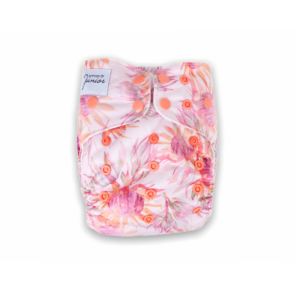 *Factory Seconds* Grandma's Place Junior Flex Nappy (shell)