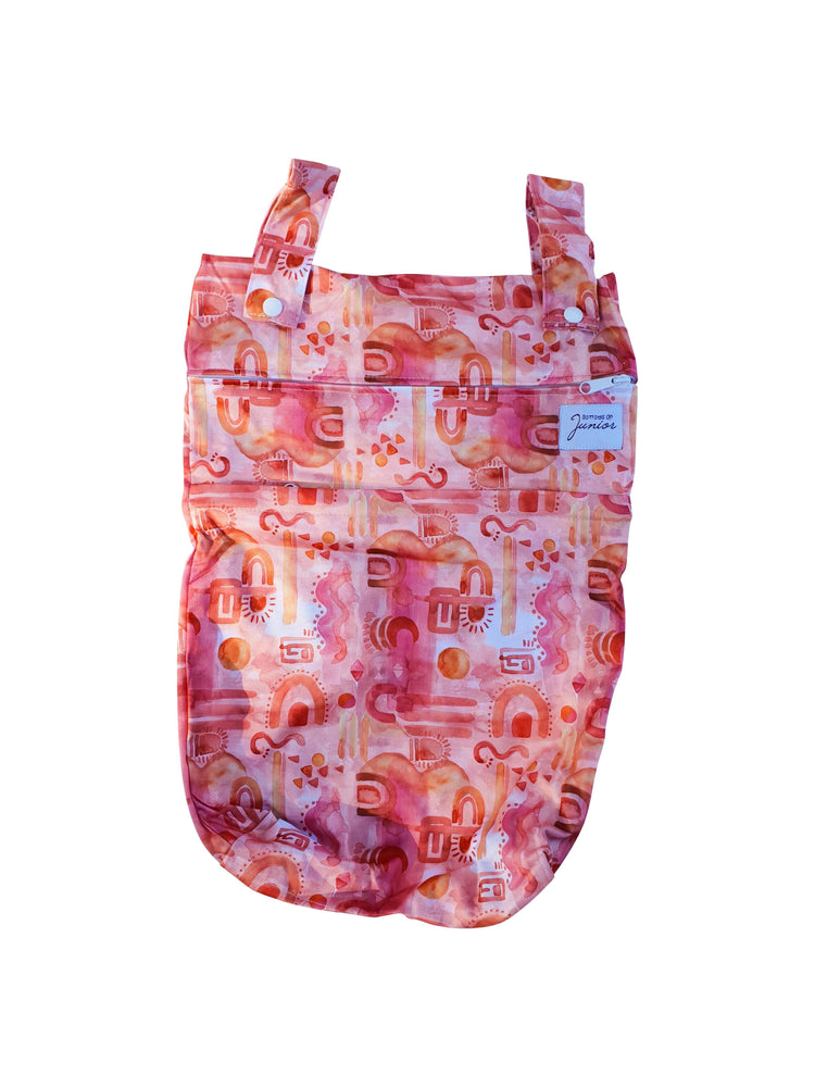 *Factory Seconds* Sunset Dreams Large Wet Bag
