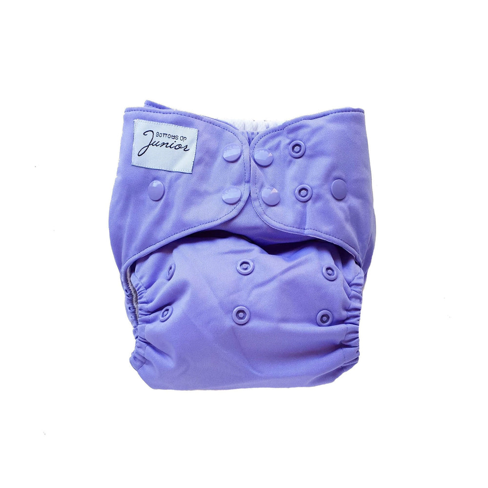 Lavender Junior Flex Cloth Nappy Shell