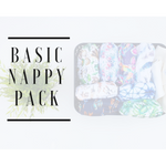 Basic Cloth Nappy Pack