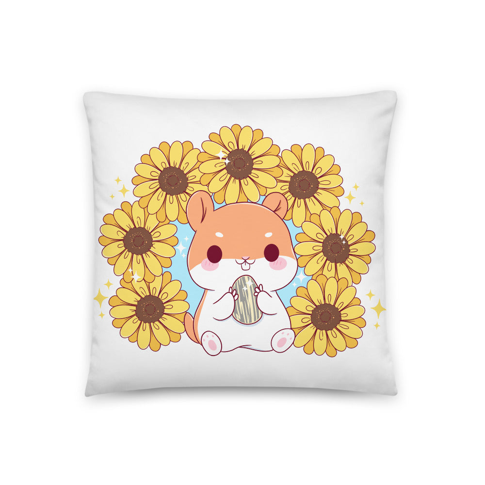 Double Sided 'Sunny Day' Pillow