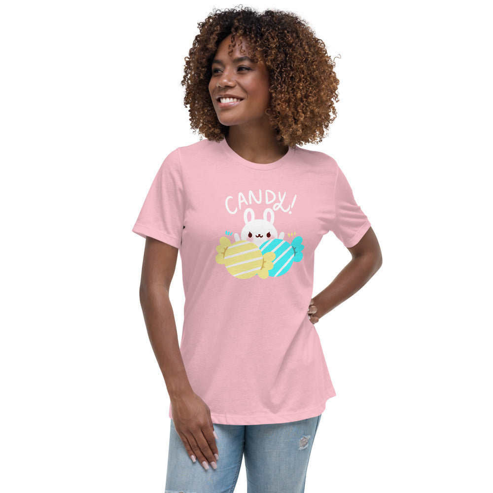 'CANDY!' Relaxed T-Shirt
