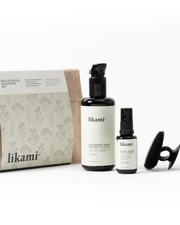 Kit: Deluxe Facial Cleansing