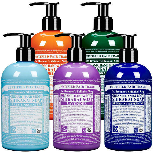 Dr. Bronner's Sugar Soap