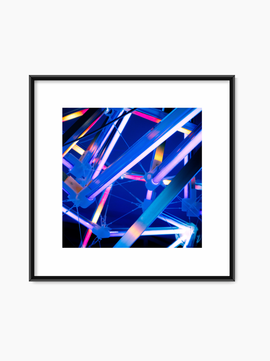 Abstract Architectural Poster