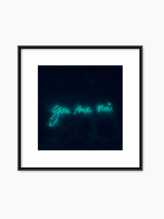 You Me Oui Poster