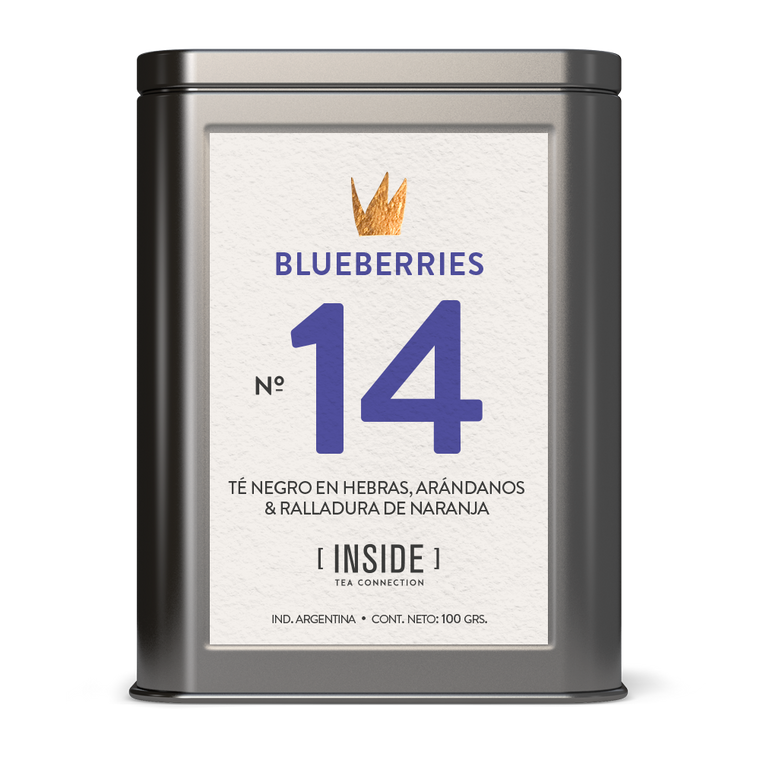 Blueberries (Té en hebras)