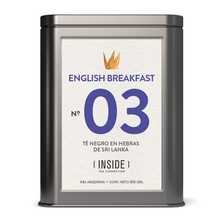 English Breakfast (Té en hebras)