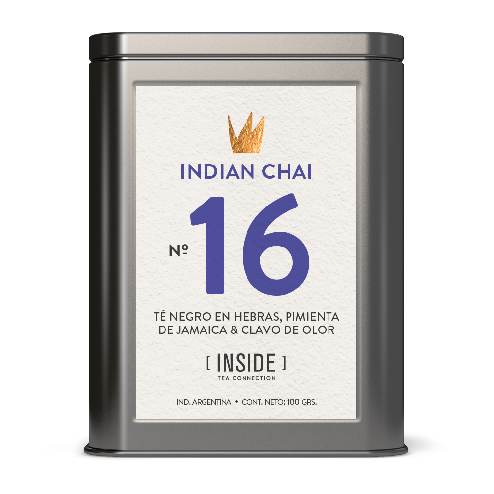 Indian Chai (Té en hebras)