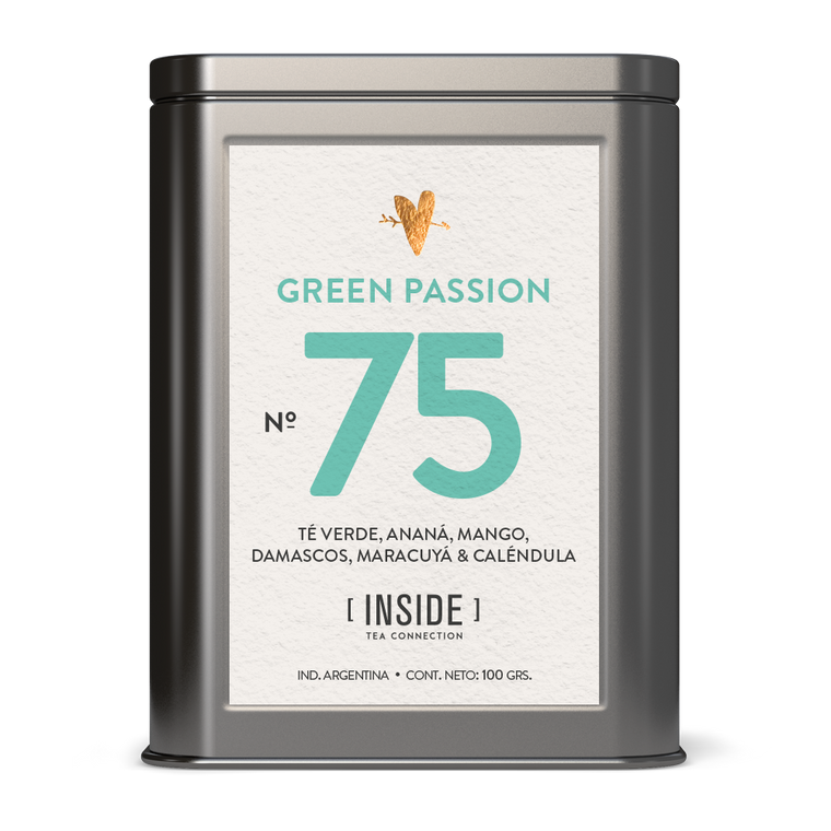 Green Passion (Té en hebras)