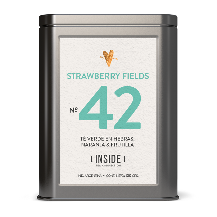 Strawberry Fields (Té en hebras)