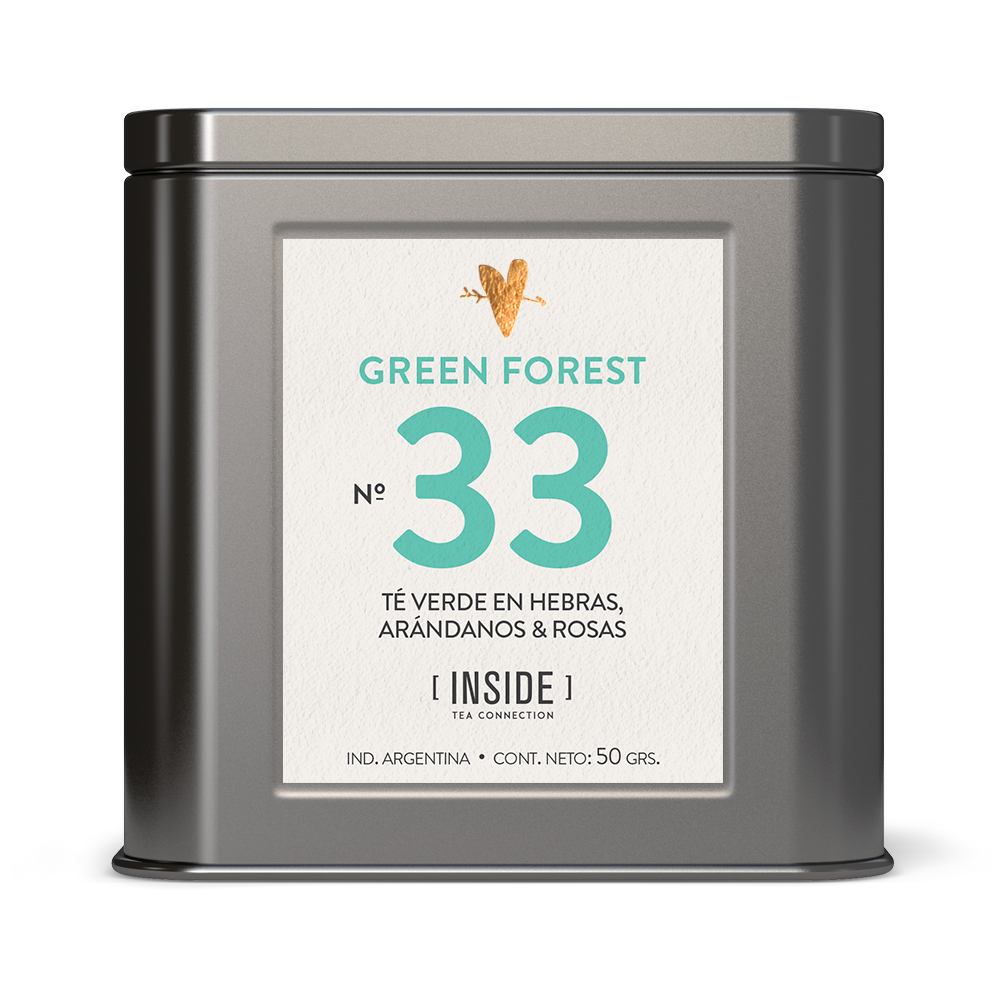 Green Forest (Té en hebras)