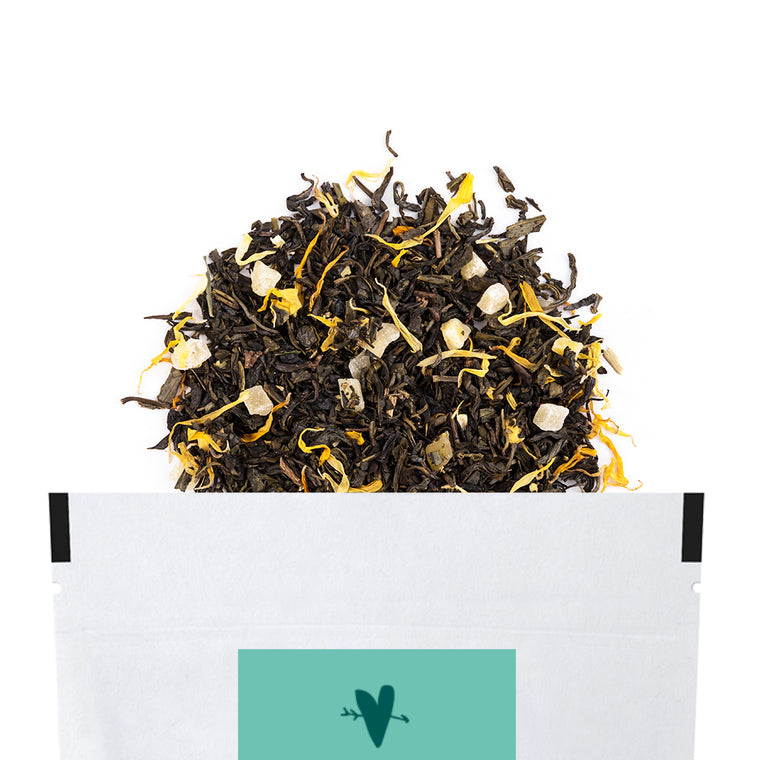 Refill Green Passion (Té en hebras)
