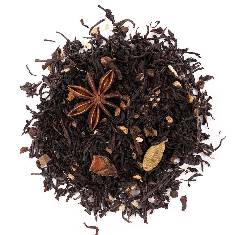 Honey Chai (Té en hebras)