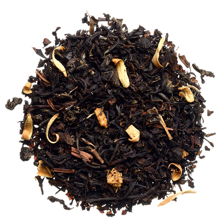 Orange Oolong (Té en hebras)