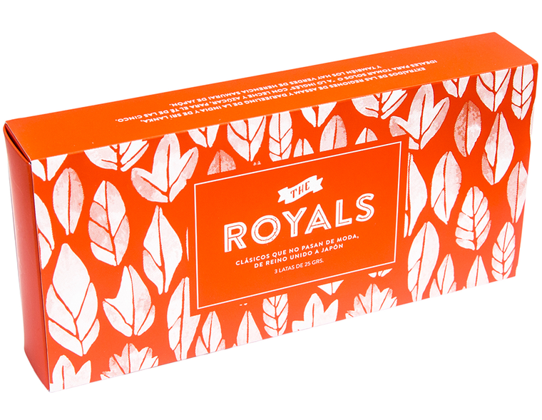 Box de 3: The Royals