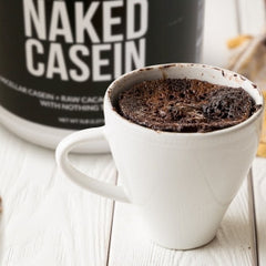 Casein Protein Smoothie and Baking Recipes