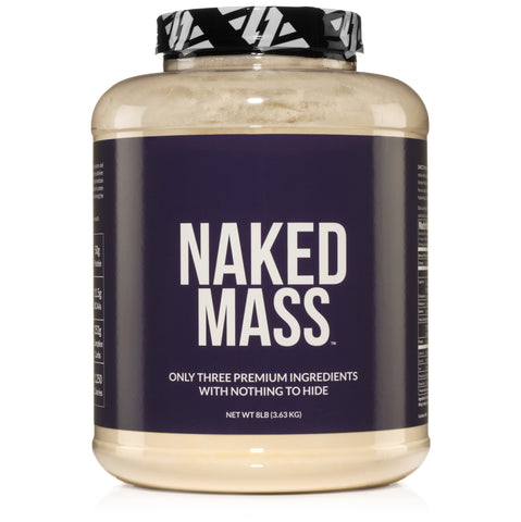 Weight Gainer Protein Supplement | Naked Mass