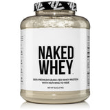 Grass Fed Whey Protein Powder | Naked Whey - 5lb