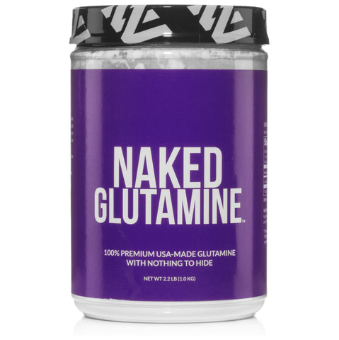 Glutamine Powder | Naked Glutamine 1KG