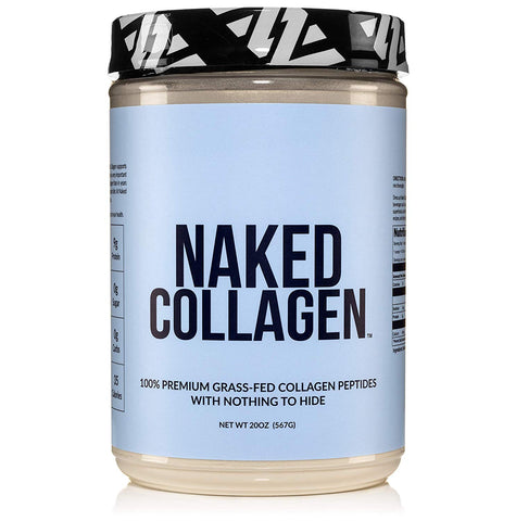 Collagen Peptides Protein Powder | Naked Collagen - 20 oz