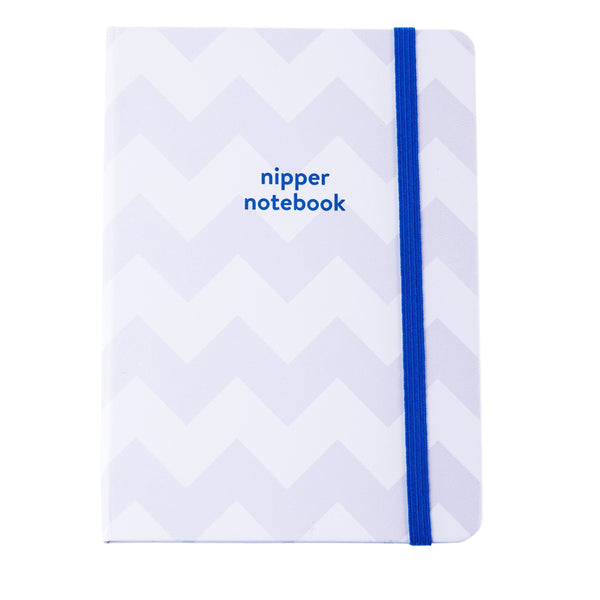 nipper notebook | Luxury Baby Notebook / Parenting Notebook | Multiple Designs