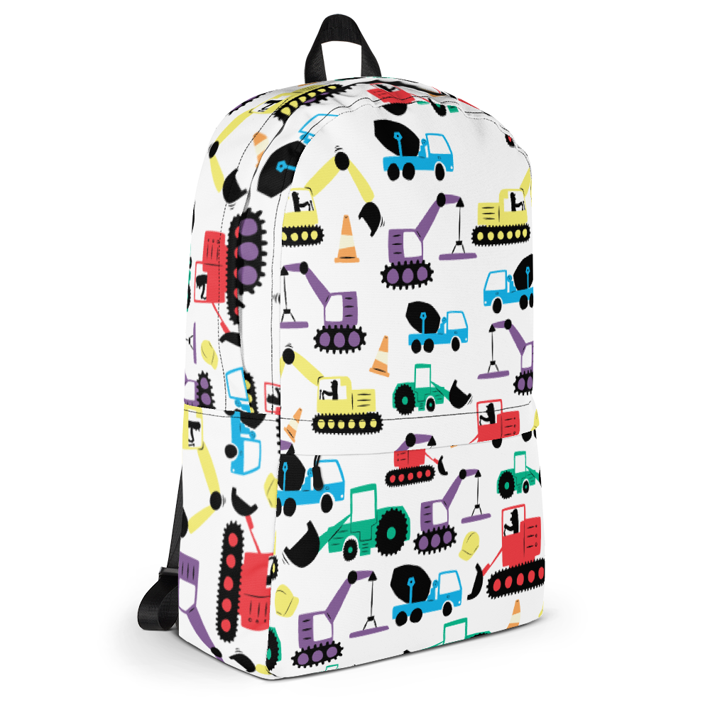 Tiddlers & Nippers Kids Backpack | Kids School Bag |Kids Rucksack | Ideal for School, Nursery, Holidays & Travel