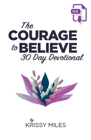 The Courage to Believe .Pdf Download