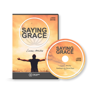Saying Grace - Lucas Miles