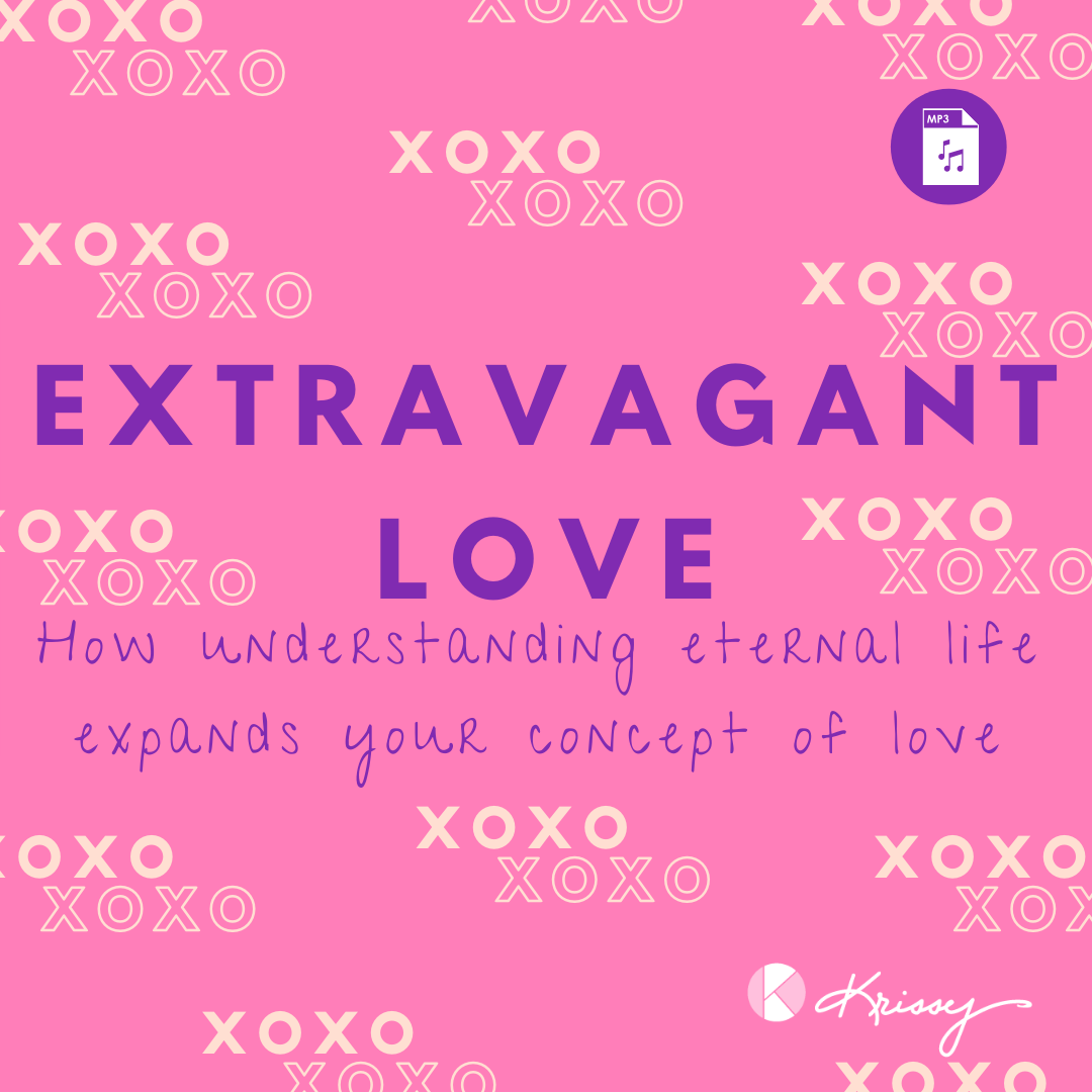 Extravagant Love Part 1