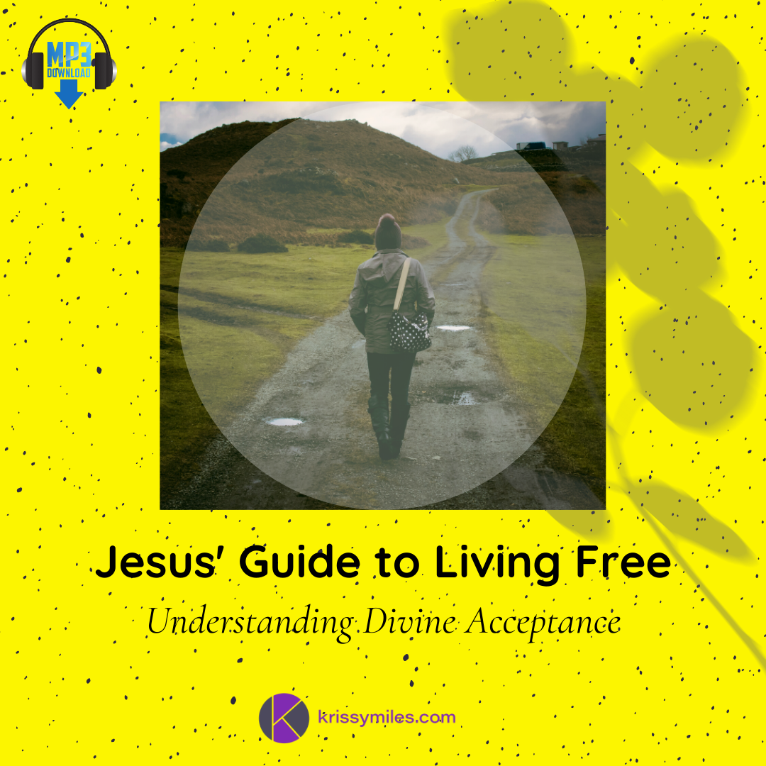 Jesus' Guide to Living Free