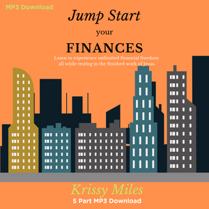 Jump Start Your Finances