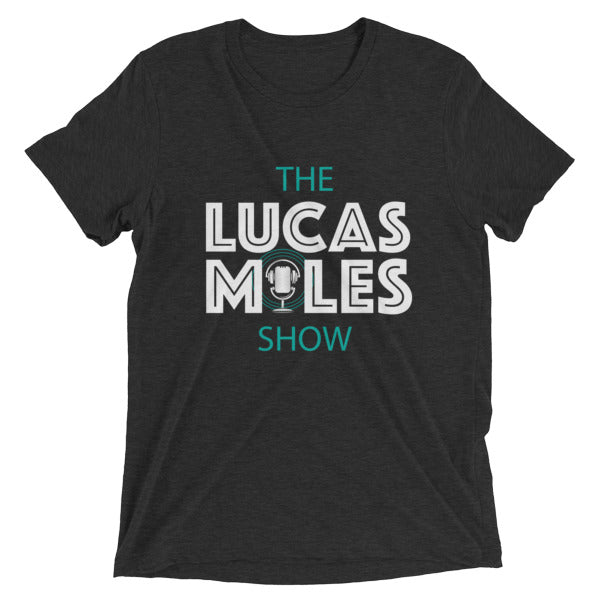 The Lucas Miles Show Short sleeve t-shirt