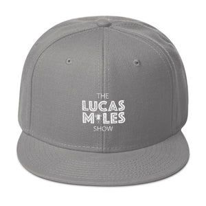The Lucas Miles Show Snapback Hat