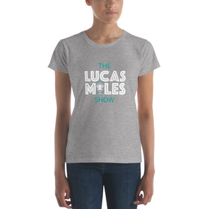 The Lucas Miles Show - Women's short sleeve t-shirt