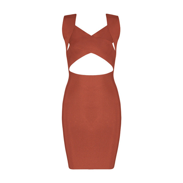 Nora Mini Bandage Dress