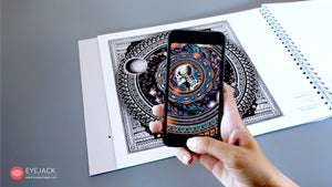Prosthetic Reality - Augmented Reality Art Book - Futurely